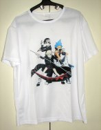 חולצות לבנות סול איטר Soul Eater
